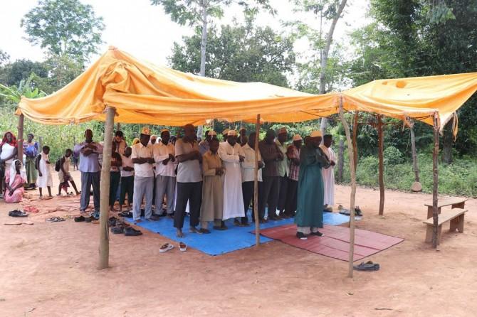 Uganda'daki Müslümanlar cami istiyor
