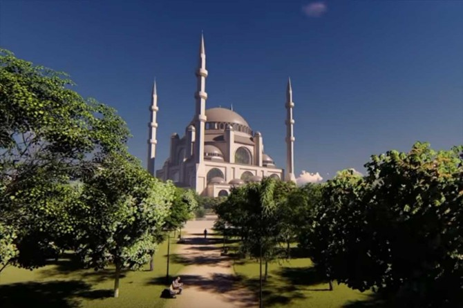 Halkın Cuma Camii talebi hiçe mi sayılıyor?