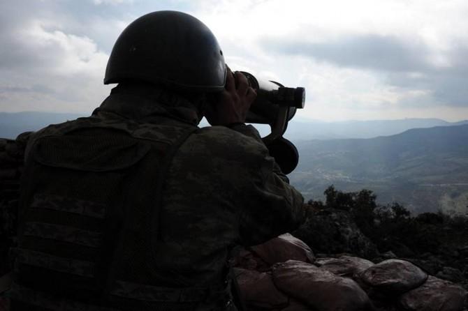 Suruç'ta 2 PKK/YPG'li teslim oldu