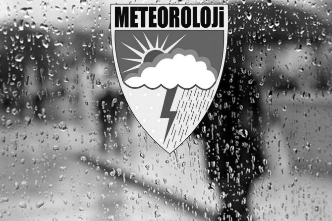 Meteorolojiden kırmızı kodlu ilk uyarı