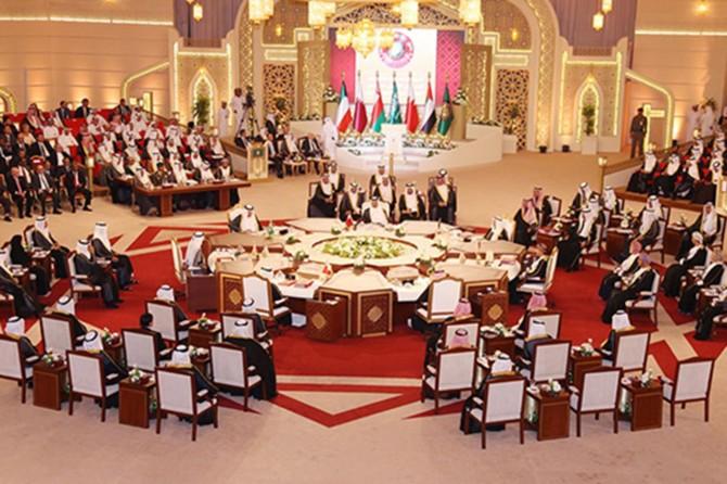 Körfez İşbirliği Konseyi Liderler Zirvesi, Riyad'da toplanıyor