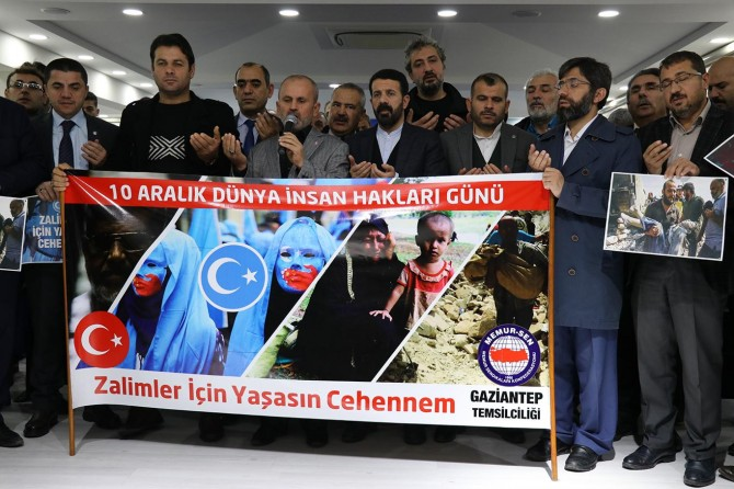 İslam dünyasına karşı acımasız bir savaş yürütülüyor