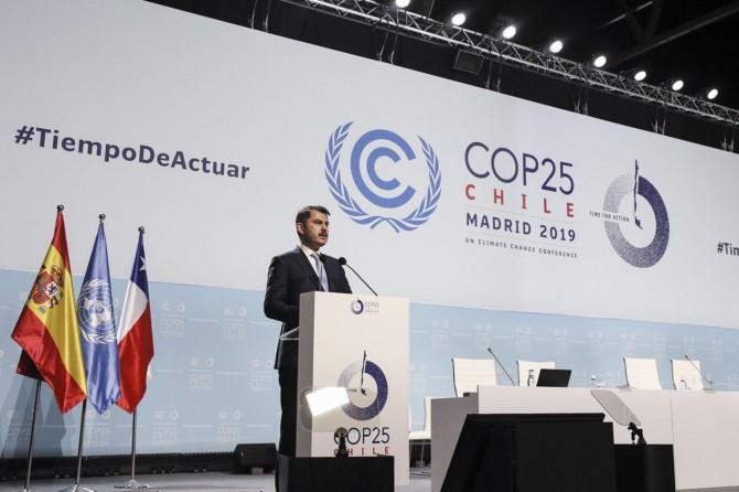 İklim değişikliği, dünyayı ve çocukları tehdit ediyor