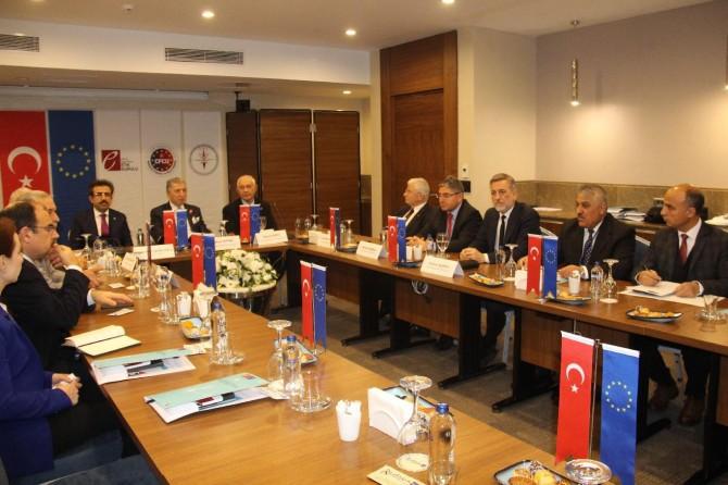 Diyarbakır'da Yerel Yönetimlerde Etik Farkındalık projesi