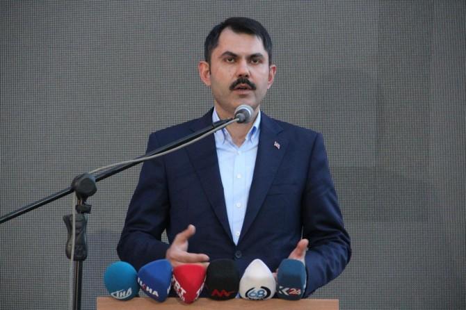 Bakan Kurum: Konya'da 12 binanın yıkımına karar verdik