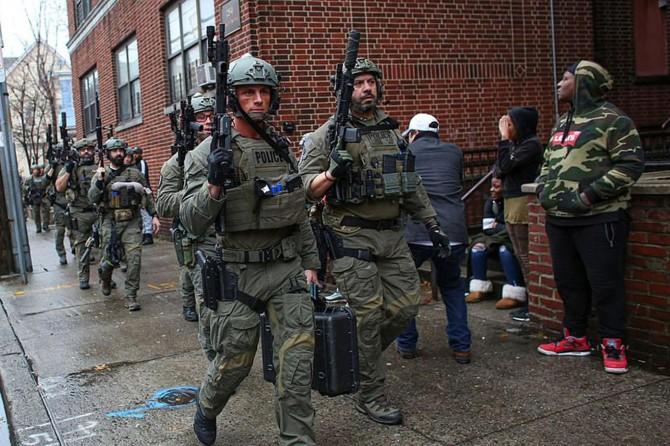 ABD'de silahlı çatışma: 6 ölü