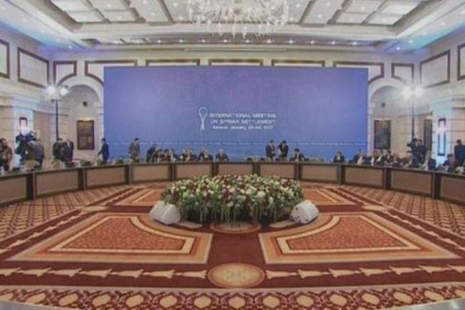 14. Garantörler Toplantısı Nur Sultan'da devam ediyor