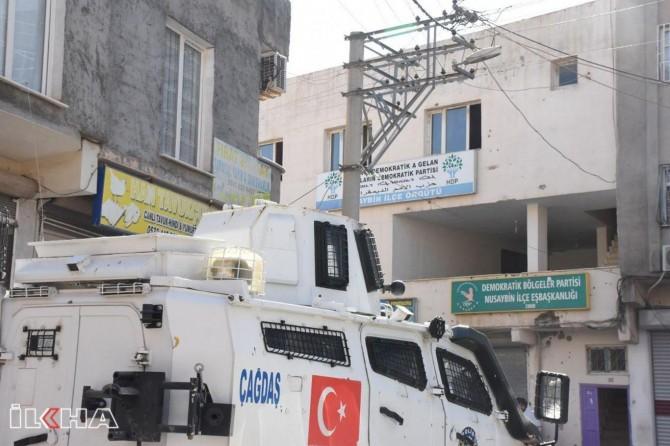Mardin'de HDP/PKK operasyonu: 11 gözaltı