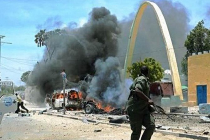 Five people killed in an attack in Somali
