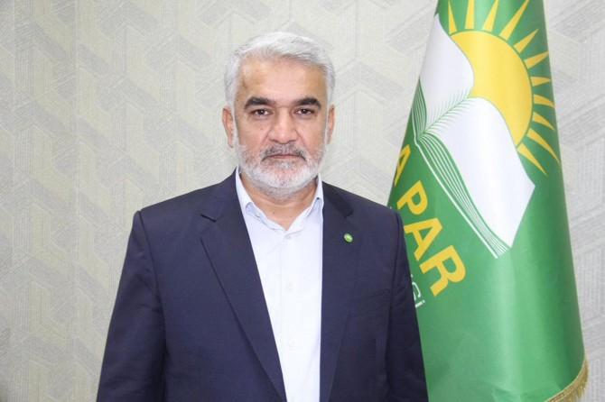 Yapıcıoğlu'ndan Şeyh Sıddık Abdulaziz'in ailesine taziye telefonu