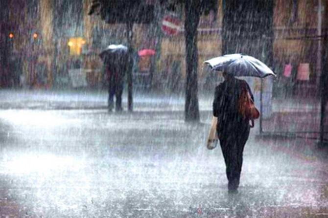 """Valilikten Antalya'ya """"aşır yağış uyarısı"""""""