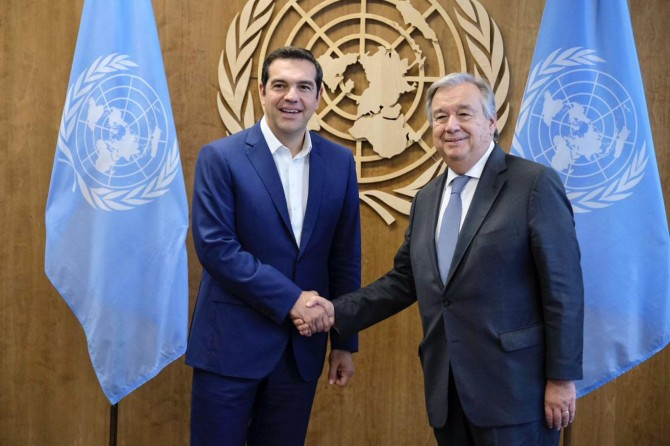 Yunanistan, Türkiye'yi BM'ye şikâyet etti
