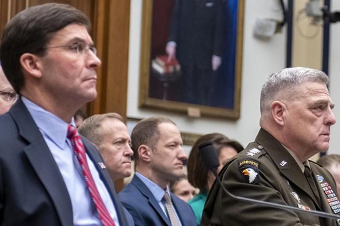 ABD Savunma Bakanı PKK/YPG'ye devlet sözü vermediklerini söyledi