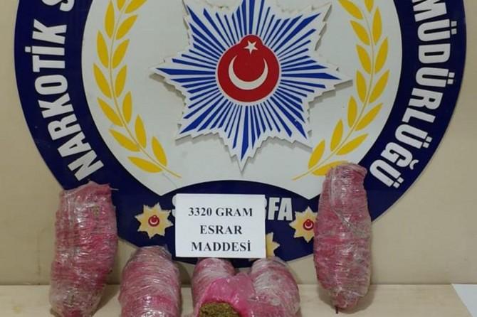 Uyuşturucu tacirlerine operasyon: 7 tutuklama
