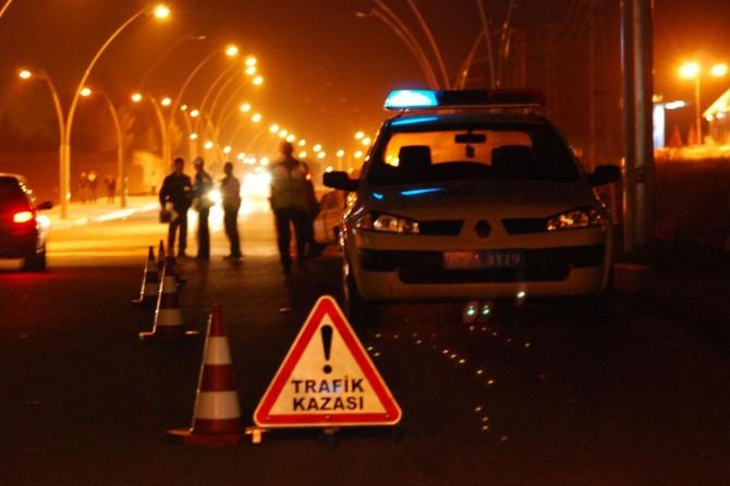 Ağrı'da kaza: 4 ölü