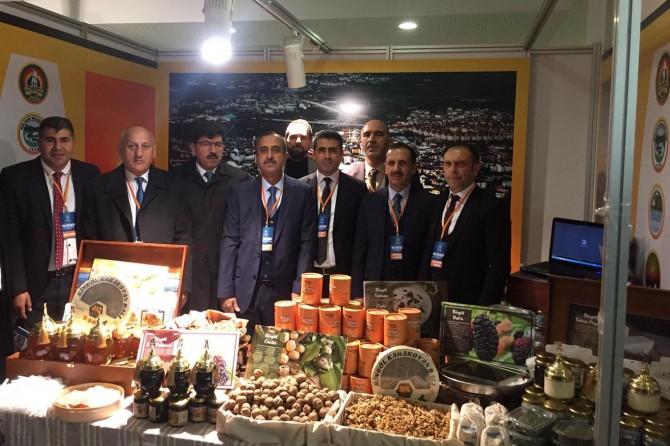 Bingöl'ün yöresel lezzetleri Ankara'da tanıtılıyor