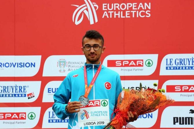 Bitlisli genç Avrupa ikincisi oldu