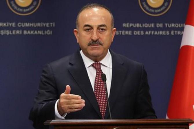 Dışişleri Bakanı Çavuşoğlu: ABD Senatosu'nun kararı siyasi bir gösteriden ibarettir