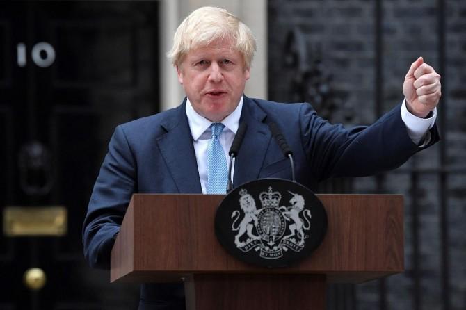 Boris Johnson Brexit için gereken yetkiyi aldı