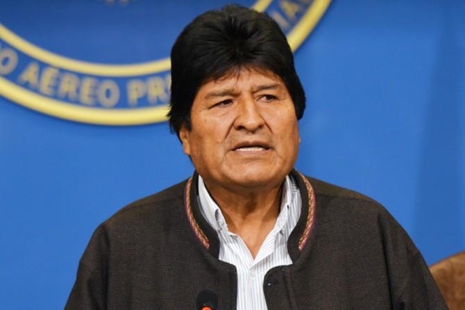 Morales îltîcayî Arjantînê kir