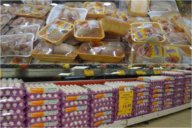 Fakirin protein kaynağı beyaz et ve yumurtaya zam
