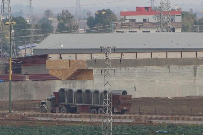 PKK'nin Qamışlı'da tünel inşası sürüyor