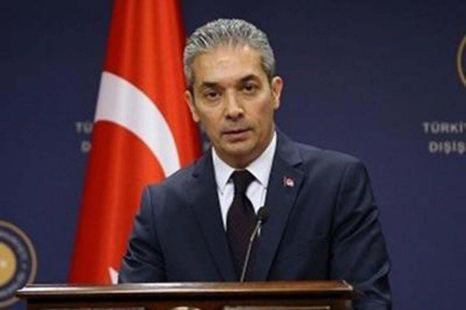 Türkiye'den AB'ye 'Libya mutabakatı' tepkisi