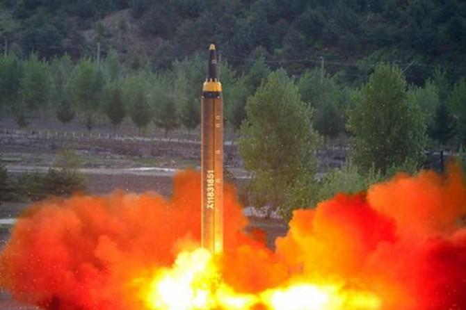 Kuzey Kore'den 'kritik' füze fırlatma denemesi