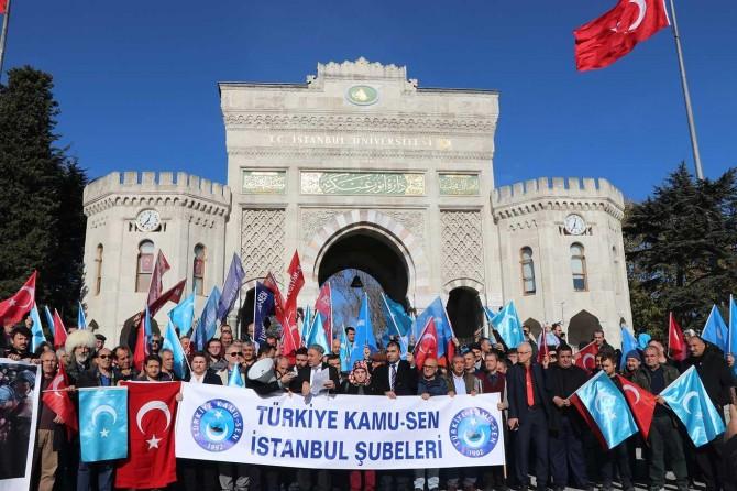 Türkiye Doğu Türkistan için BM nezdinde derhal girişimlerde bulunmalı