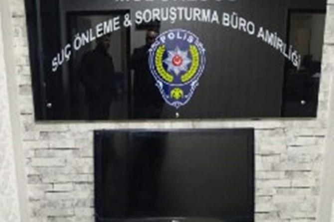 Suç örgütüne yönelik operasyonda 6 kişi yakalandı