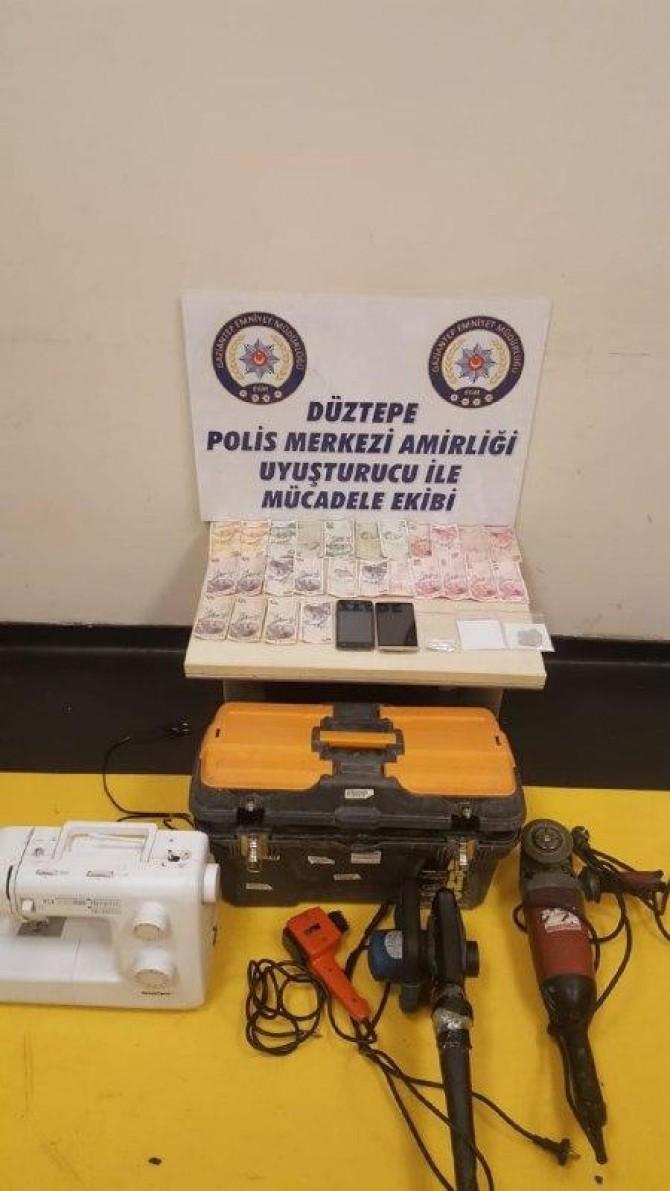 Gaziantep'te asayiş denetimlerinde aranan 44 şüpheli yakalandı