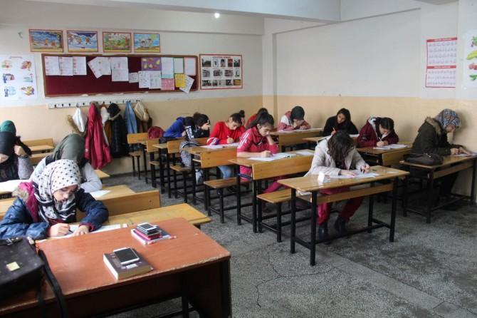 Sınavımız kaybedeni olmayan bir yarışmadır
