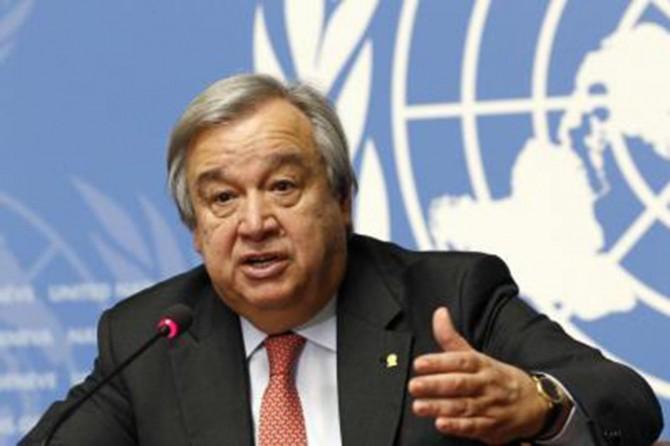 Guterres: İklim zirvesi hayal kırıklığı ile sonuçlandı