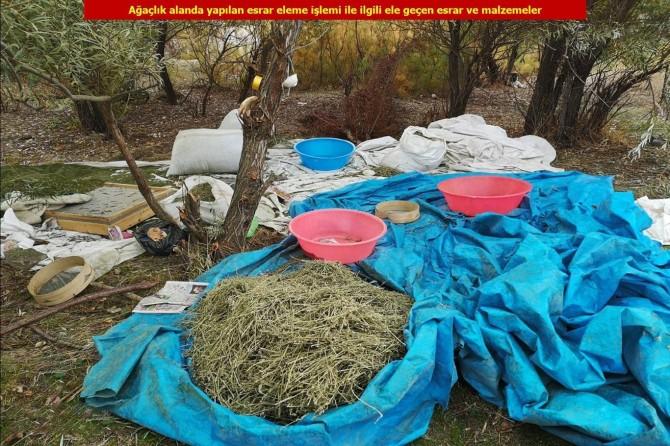 """Lice'de """"Kıran-11 Narko-Terör Operasyonu"""" başlatıldı"""