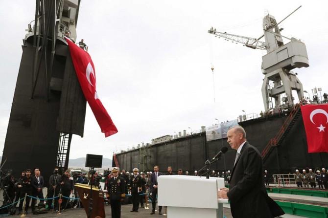 Erdoğan: Libya ile vardığımız mutabakattan asla geri dönmeyeceğiz