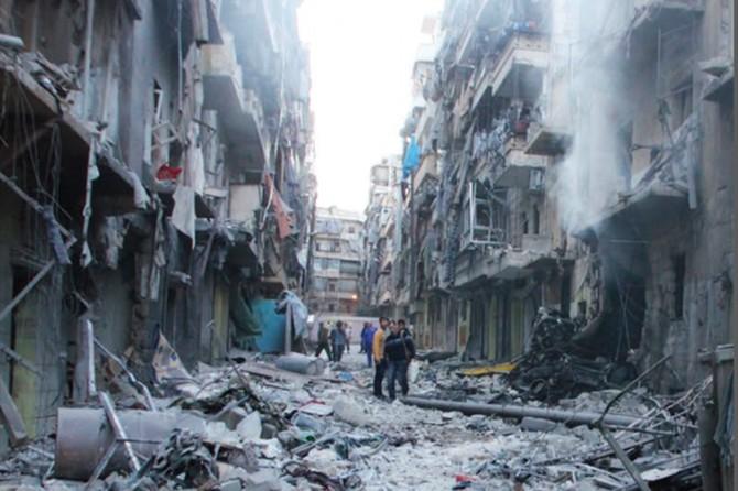 BM: İdlib'de 235 bin sivil yerinden edildi