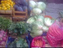 Havalar Soğudu Sebze ve Meyve Fiyatları Arttı