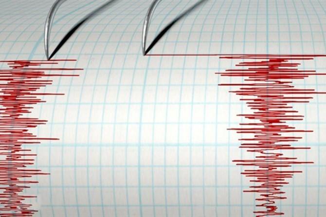Sarıkamış'ta 4,2 büyüklüğünde deprem