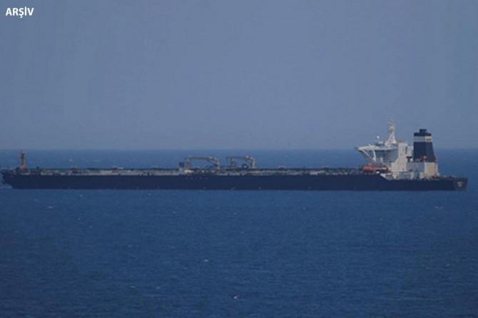 İran, Basra Körfezi'nde bir gemiye el koydu