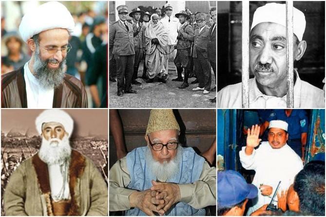 Ayetullah Nimr Bakır el-Nimr ve idam edilen İslam alimleri