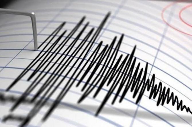 Gönen'de 3,1 büyüklüğünde deprem