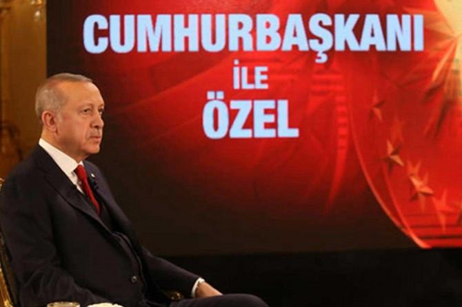 Cumhurbaşkanı Erdoğan'dan Kasım Süleymani açıklaması