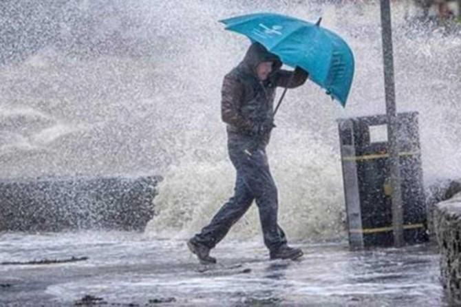 Yarın Akdeniz ile İç Anadolu'nun güneyinde fırtına bekleniyor!