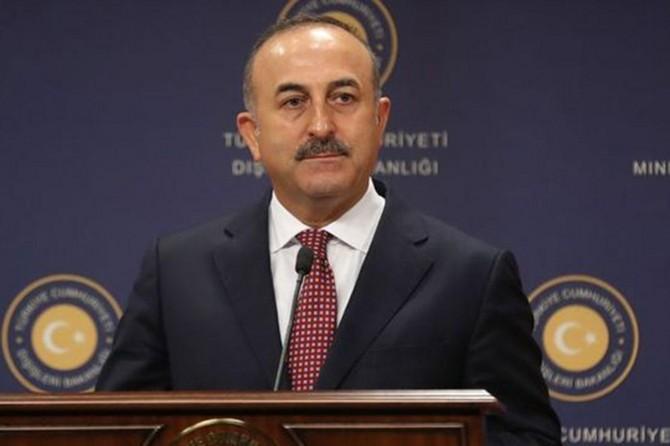 Bakan Çavuşoğlu: Irak Meclisi'nin yabancı asker kararı bağlayıcı değil