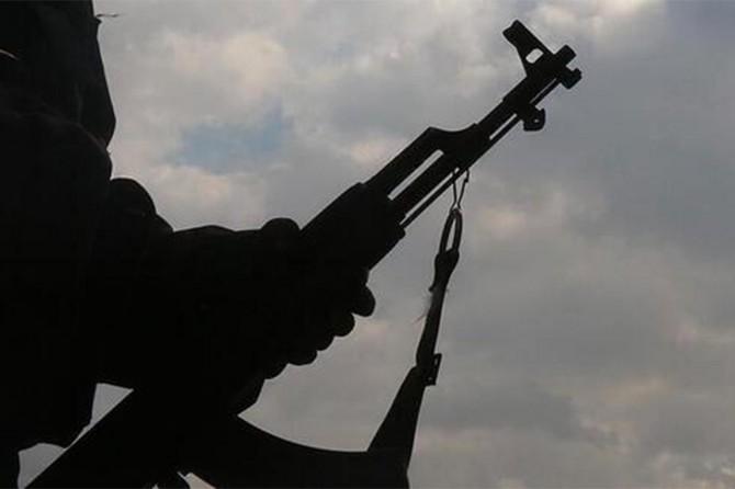 1 PKK'li teslim oldu