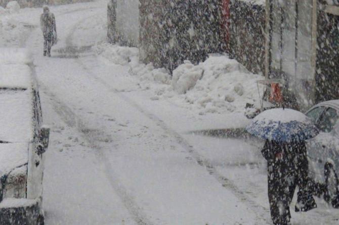 Kuvvetli yağış ve yoğun kar uyarısı