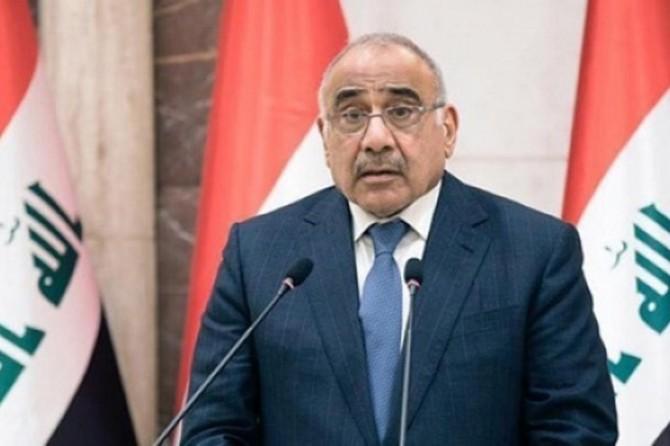 Irak Başbakanı Abdulmehdi: Saldırıdan haberdardık