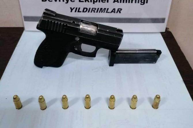 Gaziantep'te çeşitli suçlardan aranan 91 şüpheli yakalandı