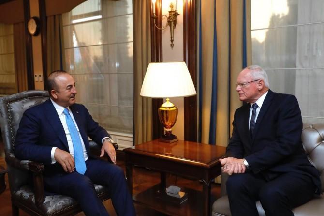 Jeffrey, Türkiye ve Suudi Arabistan'ı ziyaret edecek