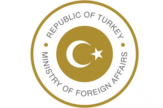 Turkey reacts against the statement made by Greece, France, Greek Cypriot and Egypt
